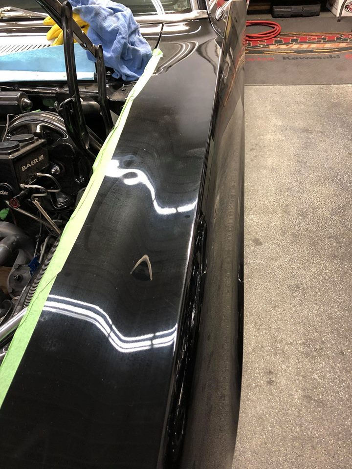 Featured Dent Repairs – Clark's Automotive Restyling